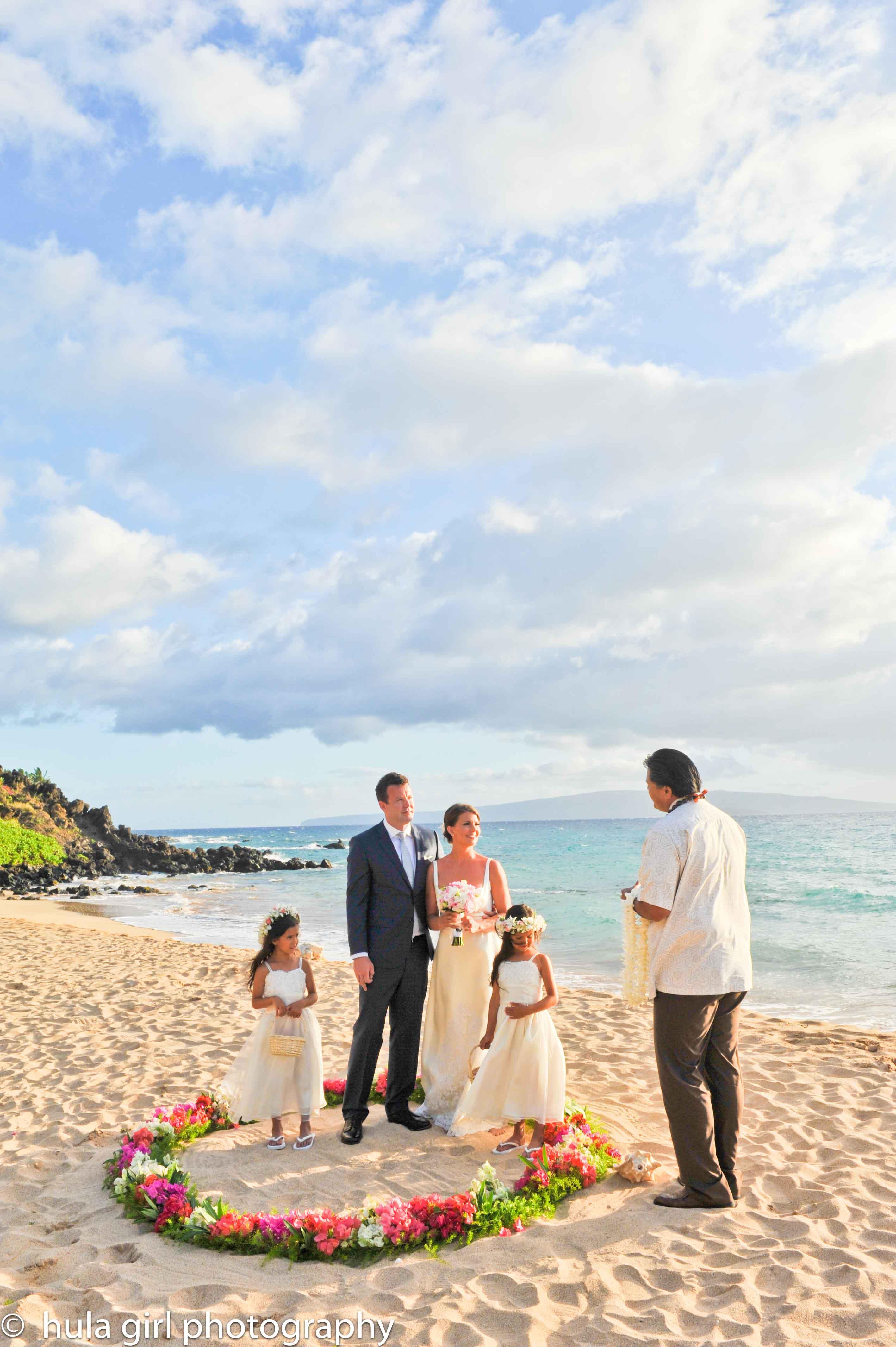 Top 5 South Maui Beaches For Weddings