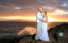 Maui Wedding Package - Sunset Romance